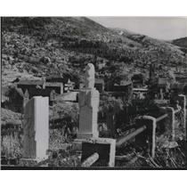 1963 Press Photo Idaho historical sites - spa51888