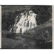 Press Photo Thousand Spring, Idaho - spa52057