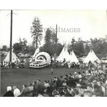 1969 Press Photo Indian Pow Wow - spa53955