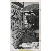 1951 Press Photo Pueblo Indians - spa54411