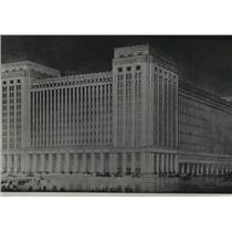 1931 Press Photo Chicago - spa54952