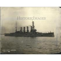 1919 Press Photo Armored Cruiser - nef67827
