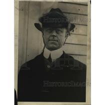1920 Press Photo Charles Francis Adams, Skipper of Resolute - neo11514