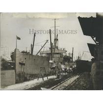 1919 Press Photo U.S.S St.Regis  - nef68101