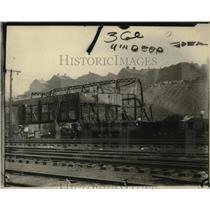 1922 Press Photo Pittsburgh Railroad - neo19399
