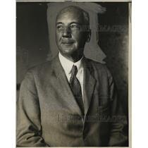 1929 Press Photo Jansen Haines explored jungle of the Dark Continent