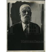 1928 Press Photo Polar Explorer - neo23504