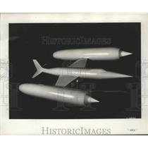 1951 Press Photo Turbo Jet Engines Will Double Useful Thrust of Aircraft Power