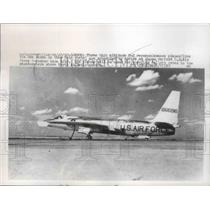 1962 Press Photo 3-High Altitude U-2 Planes Scheduled to Arrive at Upper Heyford