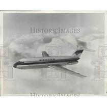 Press Photo Mohawk Airplane - nef66299