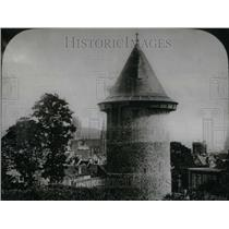 1908 Press Photo The Prison tower in Roaen - RRU24781