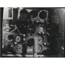 1941 Press Photo Officials in Martinique have demilitarized US-made warplanes