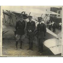 1926 Press Photo Three States Went Through Series of Events at Air Races