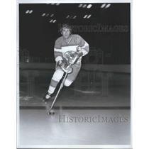 1979 Press Photo Edmonton Oilers hockey player, Al Hamilton - sps04257