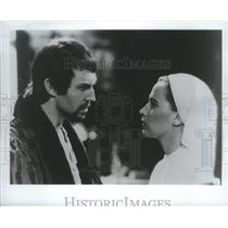 Press Photo Tim Pigott-Smith and Kate Nelligan star in Measure for Measure.