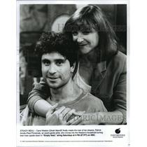 1992 Press Photo Dinah Manoff and Paul Provenza in Empty Nest, on NBC.