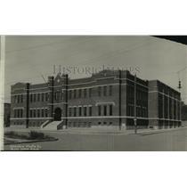 1928 Press Photo New Walla Walla Armory, Walla Walla, Washington - spx18220