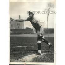 1929 Press Photo John Murphy, Fordham University, joins New York Giants