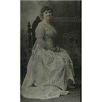 1913 Press Photo Mrs. Ernest Lister, Wife of the Governor Washington - spx18462