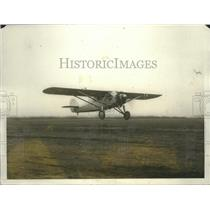 1928 Press Photo Washington to New York Air Passenger Service Inaugurated