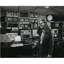 1982 Press Photo Laurie Leonard, WMTV, Madison - mja66671