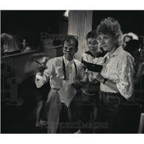 1992 Press Photo Richard Chudnow next hopes to take Comedy Sportz to TV.
