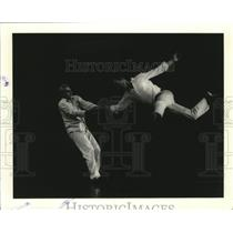 1988 Press Photo Dancers in Liz Lerman's Dance Exchange in Sketches from Memory