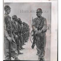 1982 Press Photo The Cuban army has stocked up on large supplies of weapons