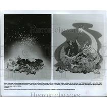 "1987 Press Photo Walt Disney's animated feature ""Cinderella"" returns to theaters"