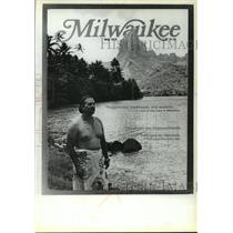 1980 Press Photo Doug Cofrin on the cover of Milwaukee magazine. - mja76053