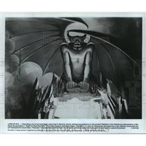 "1940 Press Photo Chernabog, Lord of Evil and Death, Walt Disney's ""Fantasia"""
