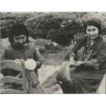 1901 Press Photo Eskimo Alaskan People - nef66848