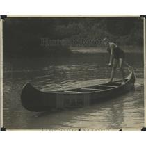 1901 Press Photo Rowing - nef67615