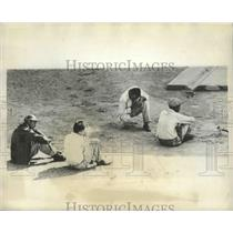 1931 Press Photo Louis Deathridge Shot & Killed When Felon Rioted in Utah Prison