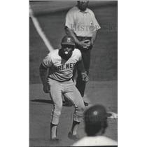 1973 Press Photo Pedro Garcia of Milwaukee Brewers - nef68681