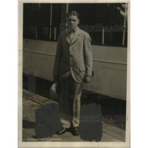 1927 Press Photo Dean Lucas, National Spelling Bee Champion of Congress, Ohio
