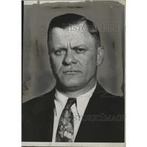 Press Photo  John H. Rohrich, Labor Leader - neo09265