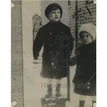1922 Press Photo Jimmie Glass Kidnap Victim - neo09337