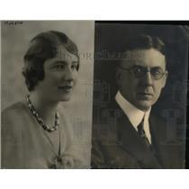 1924 Press Photo Vivian MacMillan charged Premiere J.E. Brownlee of Seduction