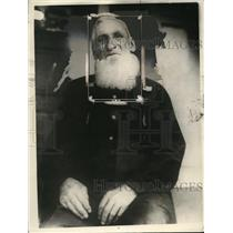 1925 Press Photo Jonathan Foulke 108 Years Old Moves to Los Angeles - neo09951