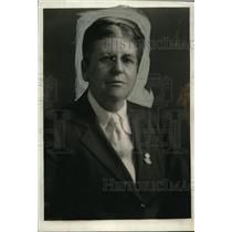 1921 Press Photo Miss Lavinia Egan seeks justice for women - neo10059