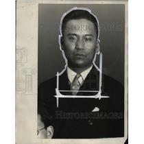1929 Press Photo Tski Lian Dong - neo10089