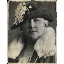 1931 Press Photo Actress Fay Templeton - neo10524