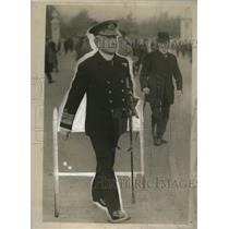 1918 Press Photo Admiral George E. Patey of British Navy - neo10675