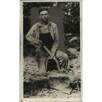 1925 Press Photo W.C. Parris of New Holland GA - neo11244