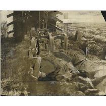 1917 Press Photo Farm Tractors - neo12204