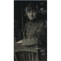 1918 Press Photo Peggy Hull NEA Writer - neo12989
