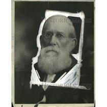1928 Press Photo Noah Graham Osteen, Brigadeer General of the US Civil War