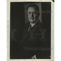 1931 Press Photo SK Comstock president Electrical Guild of North America