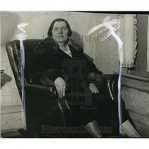1931 Press Photo Susan Lally of Minneapolis, Minnesota - neo16780